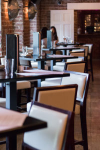 Mulino Italian Kitchen and Bar Downtown Raleigh Dining Room