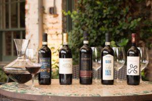 Featuring Italian Wines