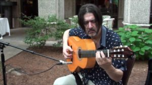 Live Music by Alex Gordez Every Friday Starting September 28