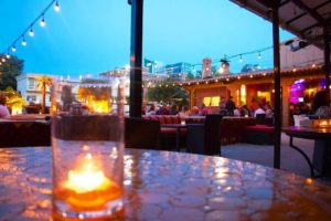 Patio at Mulino Italian Kitchen & Bar