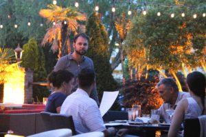 Patio at Mulino Italian Kitchen & Bar