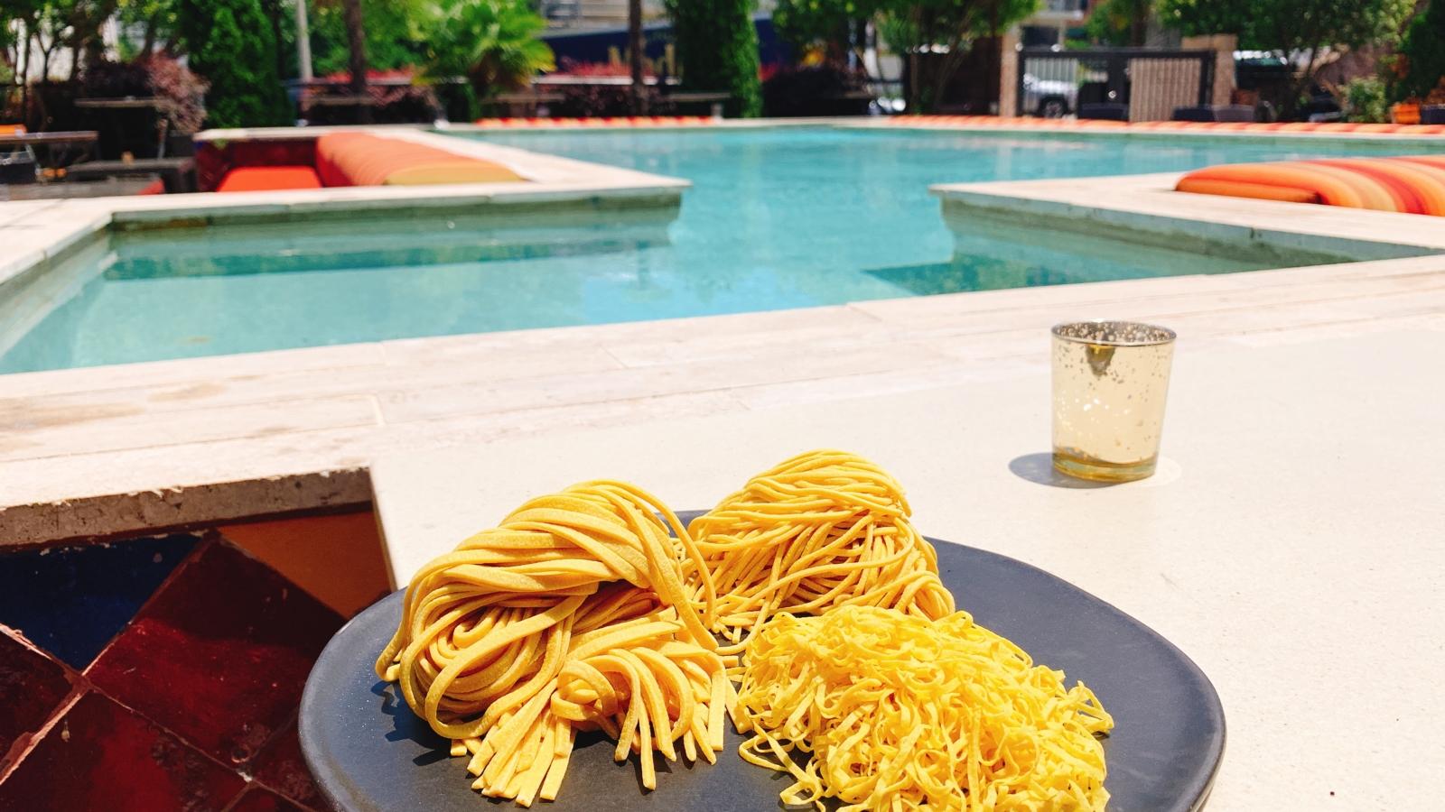 Fresh, House Made Pasta at Mulino