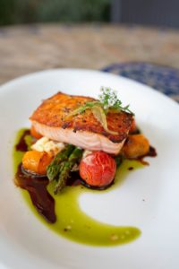 Whole Fish of the Day at Mulino. Photography By Jamie Robbins.