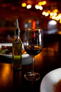 Wine at Mulino Italian Kitchen & Bar. Photography By Jamie Robbins.