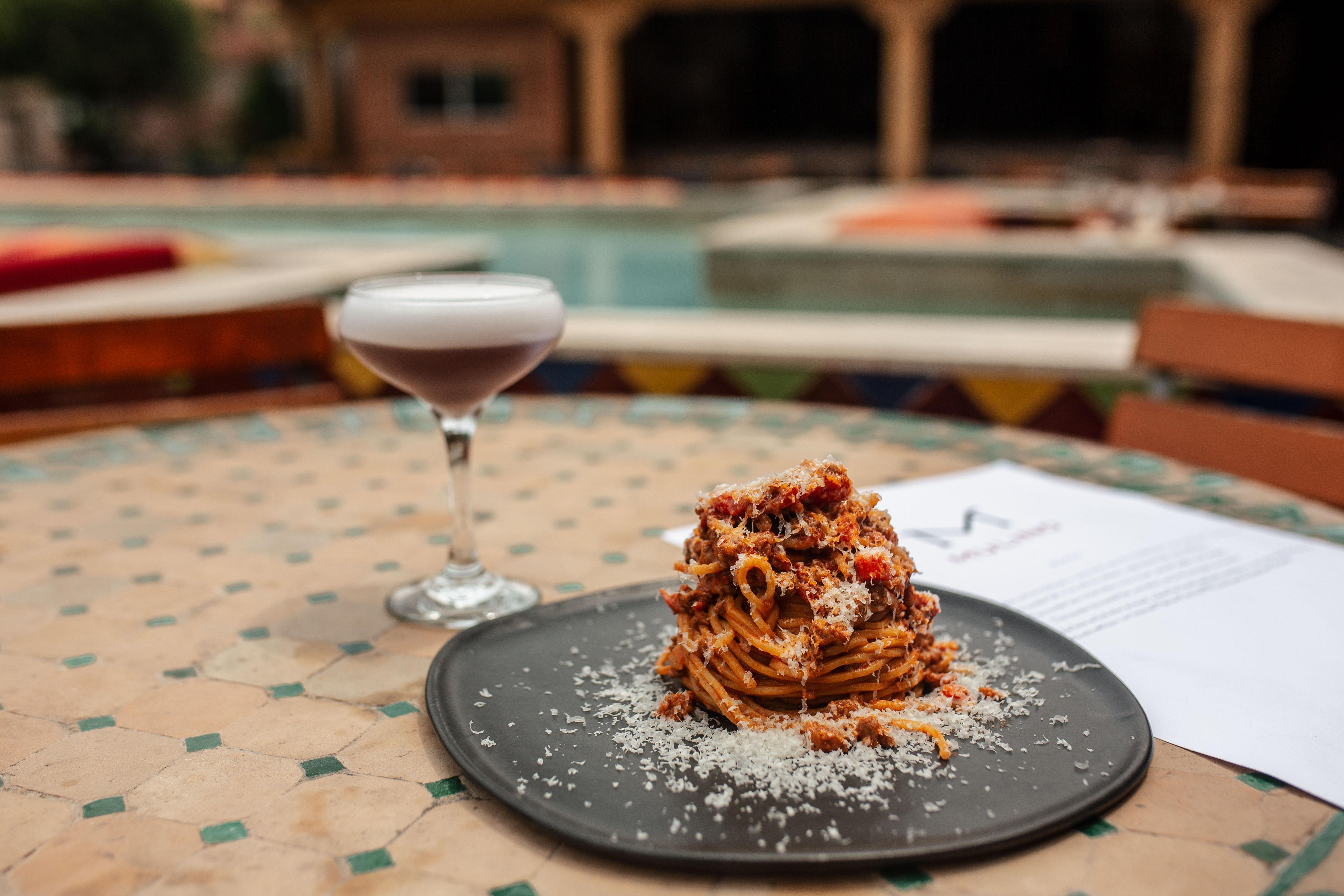 Outdoor Seating at Mulino Italian Kitchen & Bar. Photography by Jamie Robbins.-7131