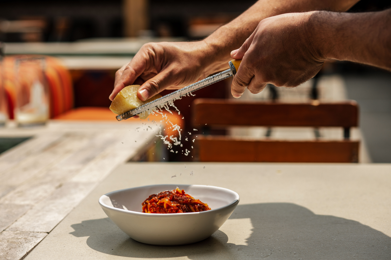 Fresh Food at Mulino Italian Kitchen & Bar. Photography by Jamie Robbins.-7131