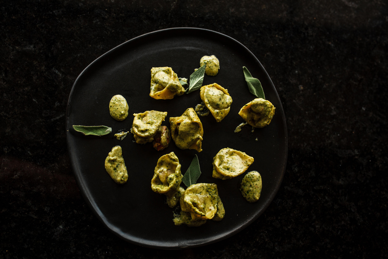 Pasta at Mulino. Photography by Jamie Robbins.