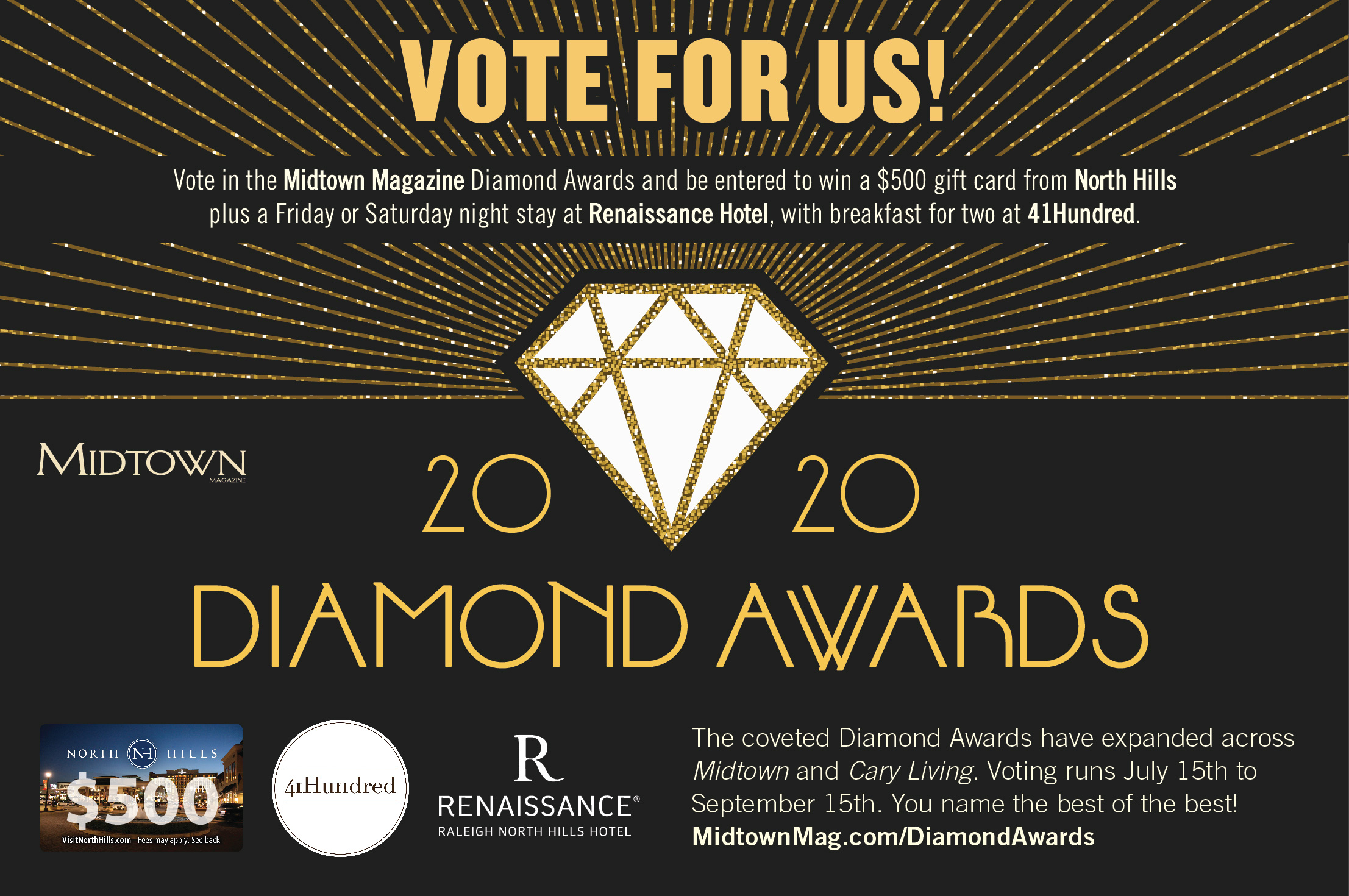 Midtown Magazine Diamond Awards