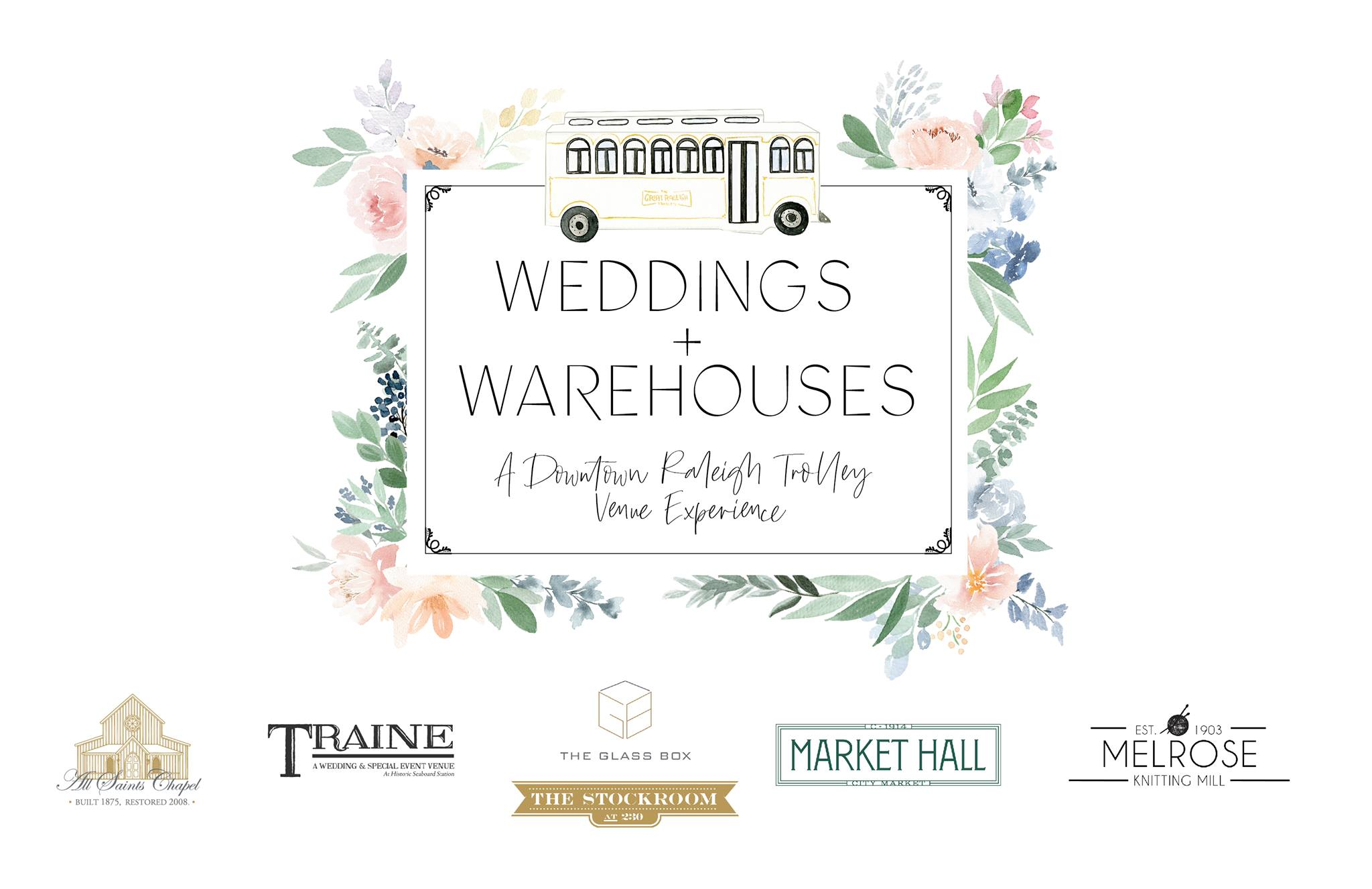 Weddings & Warehouses