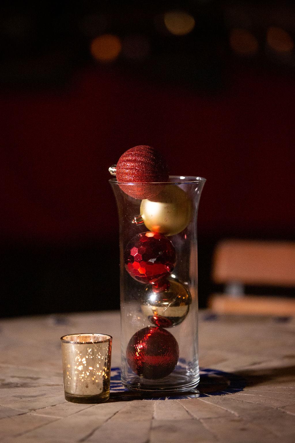 Choate Christmas Party at Mulino. Photo: Lindsay Aikman Photography