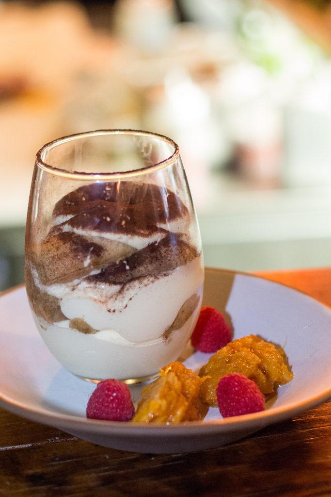 Desserts at Mulino Italian Kitchen & Bar Downtown Raleigh