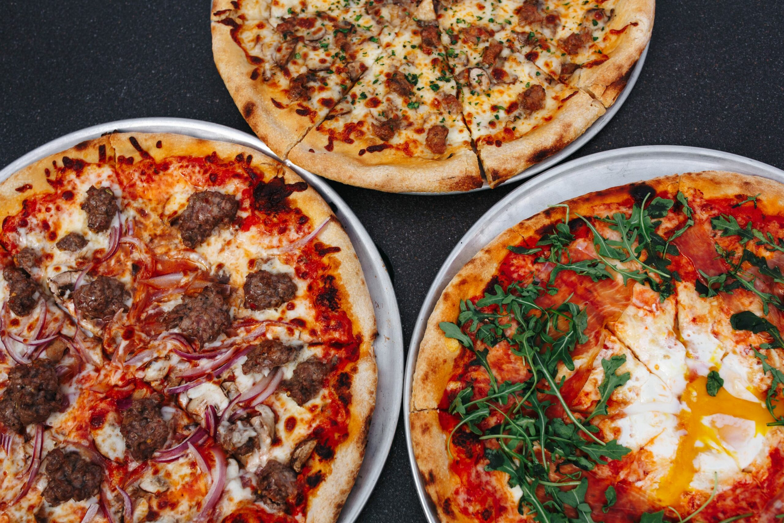 pinsa/pizza all romana