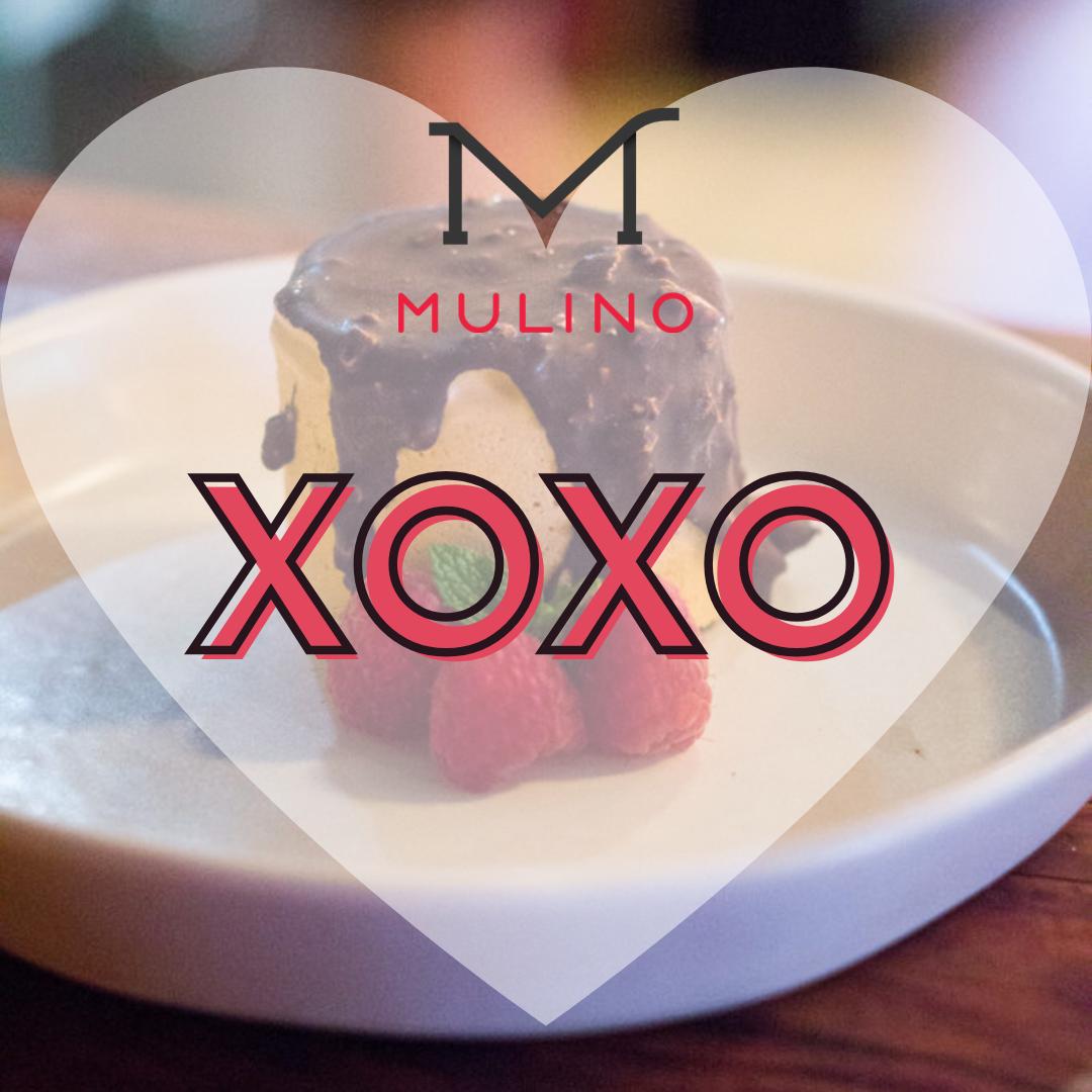 Valentine's Day at Mulino
