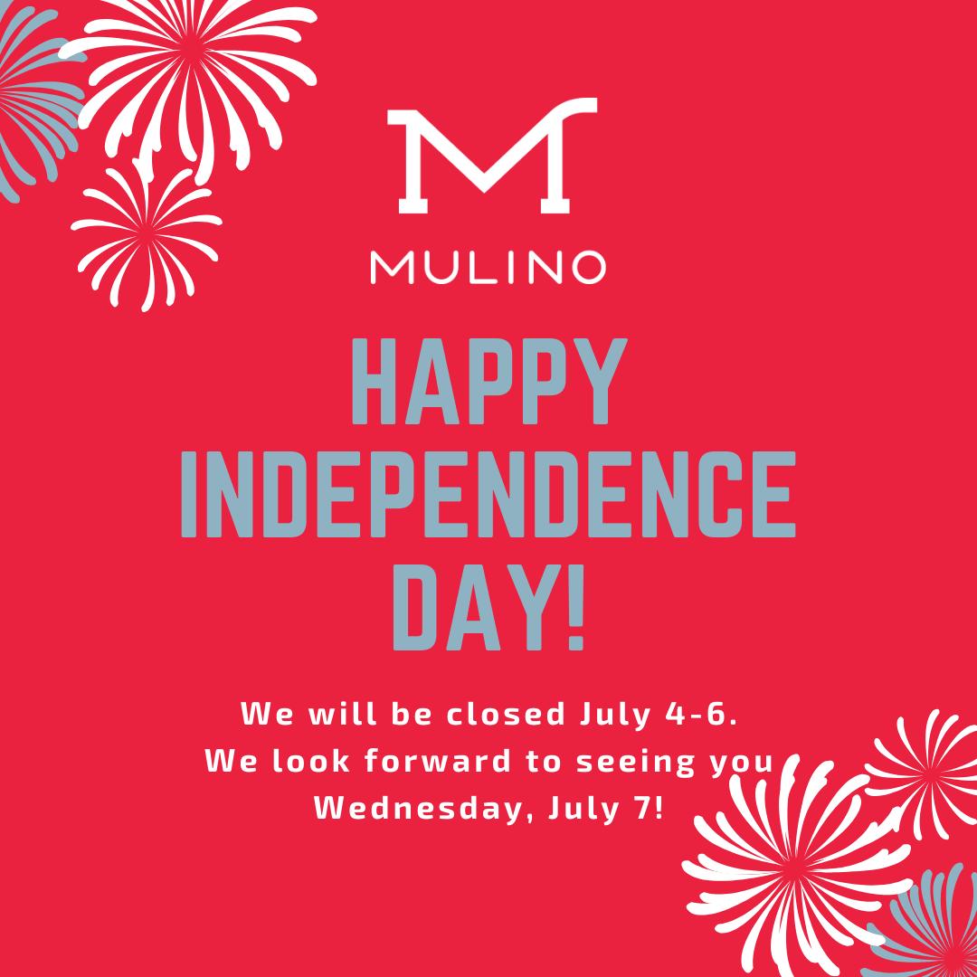 Mulino July 4