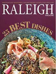 Raleigh Magazine's 25 Best Dishes